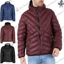Unbranded Zip Nylon Hooded Coats & Jackets for Men