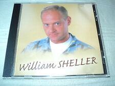 "RARE! CD ""WILLIAM SHELLER - COMME JE M'ENNUIE DE TOI"""