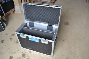 Flightcase 77x40x62 cm universal Transportkiste Technik Butterfly Bildschirm TOP