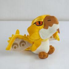 Monster Hunter Gold Rathian 8.5 inch Soft Plush Stuffed Doll Toy Gift
