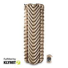 KLYMIT Static V Recon Sleeping Pad Lightweight Camping - CERTIFIED REFURBISHED