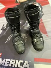 Hot toys MMS241 Captain America The Winter Soldier 1/6 Boots