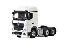 WSI MODELS MERCEDES BENZ ACTROS STREAM SPACE 6X2 UNIT TWIN STEER WHITE 03-2017