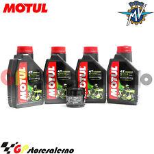 TAGLIANDO OLIO + FILTRO MOTUL 5100 15W50 MV AGUSTA 1000 F4 2006