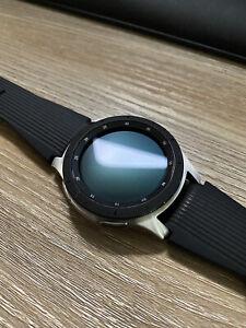 Samsung Galaxy Watch Gear S4  SM-R805U 46mm Verizon LTE Unlocked  - Silver