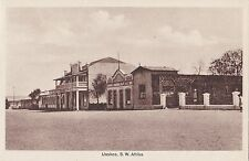 K 399 - DSWA Usakos, Hotel Flatow, ungelaufen