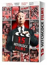 NEW 15 Alfred Hitchcock Movies (Gift Box) (DVD)