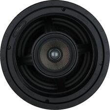 "SONANCE VP85R 8""3way carbon-fiber single Ceiling Speaker With 2 Face plates"