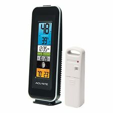 AcuRite 00384RM Weather Station with Indoor/Outdoor Temperature, Humidity etc.