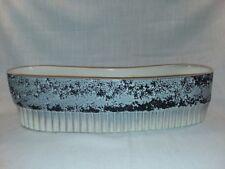 Vtg Horton Ceramics Art Pottery Curved Planter No. 1416  West Texas Clay 1950s