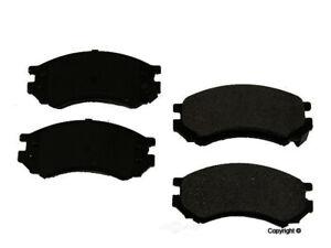 Disc Brake Pad Set-Original Performance Ceramic Front WD Express 520 05070 508
