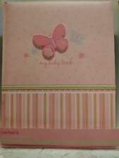Carter'S Baby Record Book - New W/O Box