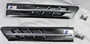 BMW Brand OEM Z3 M Roadster or Coupe Genuine Fender Grilles Factory BMW NEW