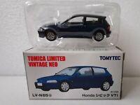 *NEW* Tomytec Tomica Limited Vintage Honda Civic EG VTi LV-N65 BLUE