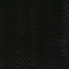 C843 Black Swirl Automotive Residential Commercial Upholstery Velvet By The Yard