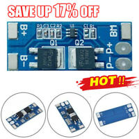 2S 8A 7.4V8.4V 18650 Li-ion Lithium Battery Charger BMS Protection PCB Board NEW