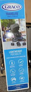 Graco TraveLite Pushchair/Stroller Birth to 3 Years, 0-15 kg, Lightweight BNIB