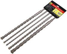 5pc 450mm Long SDS Hammer Drill Bit Set 10,12,16,22,25mm
