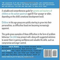 Aspergers Syndrome in 8-11 Year Olds by the girl with the curly hair Volume 7