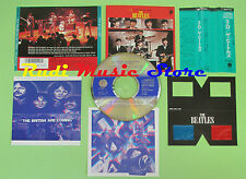 CD THE BEATLES 3.D The british are coming JAPAN 1985 OVERSEAS (Xs1) no lp mc dvd