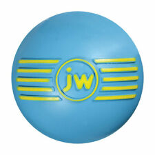JW Pet  Assorted  Rubber  Ball Dog Toy  Small  ISqueak