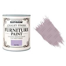 Rust-Oleum Craie Crayeux Meuble Peinture Usé Chic 125ml Lilas Vin Mat
