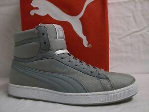 Puma Size 11 M RS X Undftd Ballistis Grey Fashion Sneakers New Mens Shoes