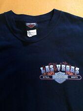 Harley Davidson Size M T Shirt Las Vegas Still Hot