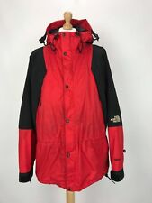 Vintage THE NORTH FACE MOUNTAIN LIGHT GORE-TEX Parka Jacket XXL 2XL Red