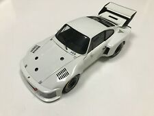 EXOTO 1:18 1976 Porsche 935 Turbo Cod RLG18100 Prototype Authentic Porsche White