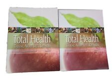 Total Health Talking About Life's Changes Middle School Textbook work book set