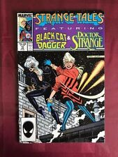 Strange Tales 10-16 Doctor Strange Cloak and Dagger VF/NM Condition
