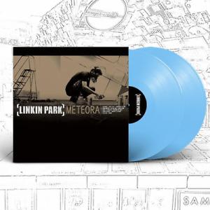 LINKIN PARK Meteora 2xLP Blue Limited Edition NUOVO .cp