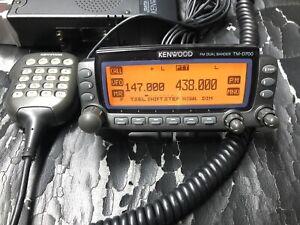 kenwood tm d700 vhf uhf mobile