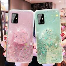 Bling Sparkle Case Phone Cover For Samsung Galaxy A21s A51 A71 S10 S20 Plus A11