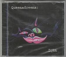 Queenadreena - Djin (2009) Factory Sealed NEW CD Free UK P&P