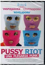 Pussy Riot Una plegaria punk (DVD Nuevo)