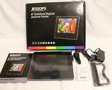 """1015 Jessops 8"""" Digital Picture Frame"""