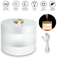 Humidifier LED Diffuser Essential Oil Ultrasonic Atomizer Car Home Aroma 780ml