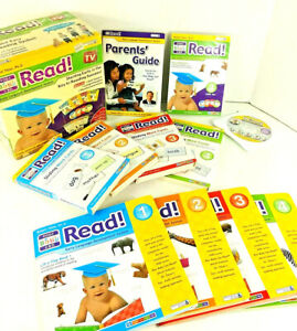 Your Baby Can Read! Early Language Development System 3m - 5y Titzer Interactive