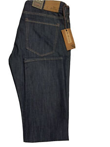 COURAGE 34 X 34  MID-RISE STRAIGHT MENS JEANS by 34 X HERITAGE