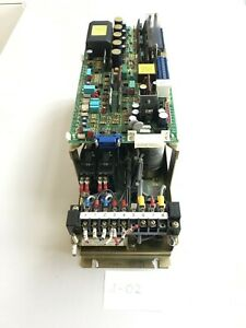 FANUC A06B-6047-H002 Velocity Control Unit (komplett)
