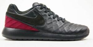 Nike Roshe Tiempo VI FC Black Red