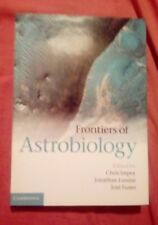 HB First/1st Ed!  FRONTIERS OF ASTROBIOLOGY ed CHRIS IMPEY et al (2012) Nr Fine
