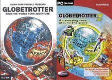 globetrotter globe trotter 1 & 2  new&sealed