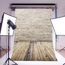 10x20FT Bricks Wall Floor BACKDROP Vinyl Photography Studio Prop Background