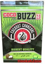 72 Pcs Starbuzz CocoBUZZ Coconut Natural Charcoal Coco CUBES 1 KG NEW