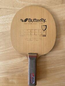 Butterfly Zoran Primorac Off+ Carbon Table Tennis Blade Bat Straight Handle