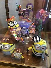 USJ official limited edition 2017 Halloween Minions Plush Bob F/S Japan