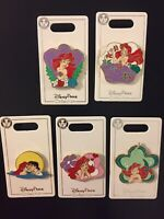 Disney Pin The Little Mermaid Ariel Pin Bundle. 5 Ariel Pin Hearts Prince Eric